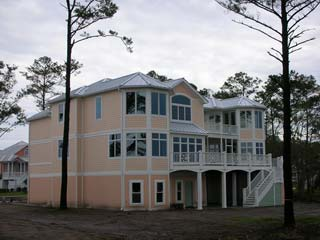 Custom homes construction by Curtis Skipper