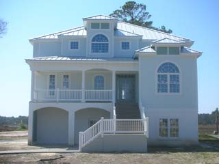 NC custom home builder