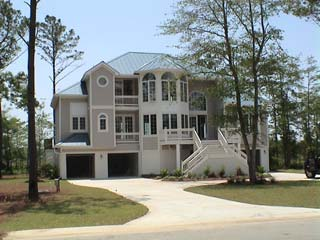 North Carolina custom home builder