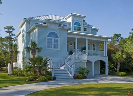 Custom home builder Curtis Skipper Construction offers design services to customize your home...